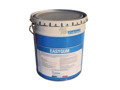Membrana liquida elastomero-bituminosa all'acquaEASYGUM - SOPREMA