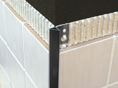 Profilo paraspigolo in alluminioEAT | Profilo paraspigolo - GENESIS