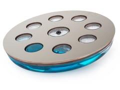 Tavola di equilibrio in acciaioEAU ME BOARD | Attrezzatura fitness - WATERROWER