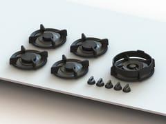 Bruciatore in ottoneEBEKO BLACK EDITION | Bruciatore - PITT COOKING ITALY