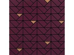 Mosaico in ceramica ECLETTICA | Mosaico Bronze Purple - MARAZZI GROUP