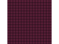 Mosaico in ceramica ECLETTICA | Mosaico Purple - MARAZZI GROUP
