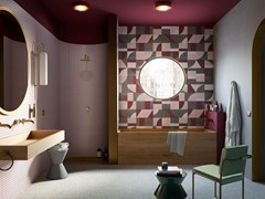 Mosaico in ceramica ECLETTICA | Mosaico Rose - MARAZZI GROUP