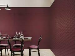 Rivestimento tridimensionale in ceramicaECLETTICA | Str. Diamond 3D Purple - MARAZZI GROUP