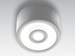 Lampada da soffitto in alluminio pressofusoECLIPSE TONDA | Lampada da soffitto - AILATI LIGHTS BY ZAFFERANO