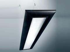 Lampada a sospensione a LED in alluminio ECLISSE -