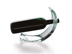 Portabottiglie da tavolo in vetroECLISSE - REFLEX