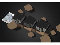 Quartiere modulare prefabbricatoECO-QUARTIER – GUS - POPUP HOUSE