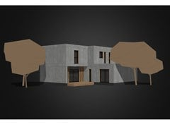 Quartiere modulare prefabbricatoECO-QUARTIER – LUNO - POPUP HOUSE