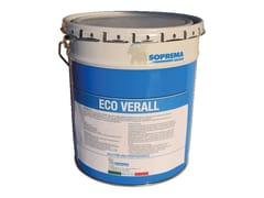 Vernice protettiva alluminio all'acquaECO VERALL - SOPREMA