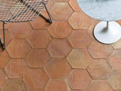 Pavimento/rivestimento fatto a mano in terracottaECOLOGICA - ECO CERAMICA
