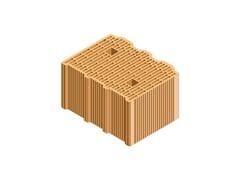 T2D, ECOPOR® SSC 33X25X19 Blocco per tamponamento in laterizio