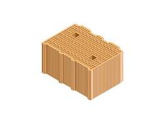Blocco per tamponamento in laterizioECOPOR® SSC 35X25X19 - T2D