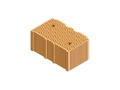 Blocco per tamponamento in laterizioECOPOR® SSC 41X25X19 - T2D