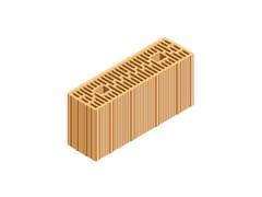 Mezzo blocco in laterizio portanteECOPOR® WALL MEZZO BLOCCO 41X12,5X19 - T2D