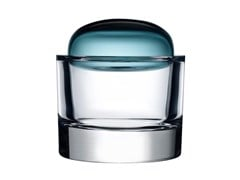 Contenitore in cristalloECRIN LARGE - NUDE