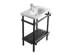 Consolle lavabo in rovere EDEN - 7230 - Eden