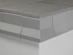 Profili per bordi esterni di terrazze e balconi PROTEC CPBI - Cerfix® Protec