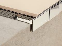 Profili per bordi esterni di terrazze e balconi PROTEC CPEI - Cerfix® Protec
