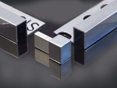Profilo paraspigolo in alluminioEDP - GENESIS