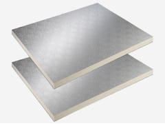 Pannello termoisolante in poliuretanoEFIGREEN ACIER - SOPREMA