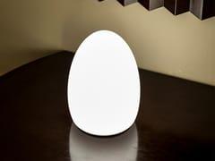 Lampada da tavolo a LED in plastica con sistema RGBEGG - SMART AND GREEN