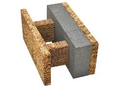 Legnobloc, EGH 33/10 Blocco acustico in legno-cemento