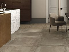 Pavimento/rivestimento in gres porcellanato a tutta massa effetto cementoEGO B - COOPERATIVA CERAMICA D'IMOLA S.C.
