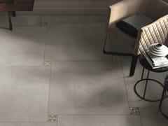 Pavimento/rivestimento in gres porcellanato a tutta massa effetto cementoEGO G - COOPERATIVA CERAMICA D'IMOLA S.C.