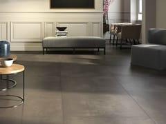 Pavimento/rivestimento in gres porcellanato a tutta massa effetto cementoEGO N - COOPERATIVA CERAMICA D'IMOLA S.C.