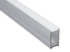 Profilo lineare per esterno in metalloEK1 | Profilo lineare per esterno - ADHARA