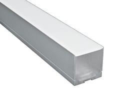 Profilo lineare per esterno in metalloEK3 | Profilo lineare per esterno - ADHARA