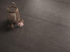 Pavimento/rivestimento in gres porcellanato effetto pietraELEGANCE PRO ANTHRACITE - ERGON BY EMILGROUP
