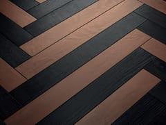 Pavimento/rivestimento in gres porcellanatoELEMENTO BRUCIATO - CERAMICHE MARCA CORONA