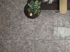 Pavimento/rivestimento effetto marmo ELEMENTS LUX GRIGIO IMPERIALE - Elements Lux