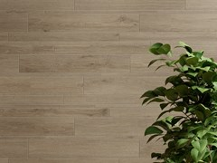 Pavimento/rivestimento in SPC effetto legnoELEMENTS BRICK - EASY FLOOR