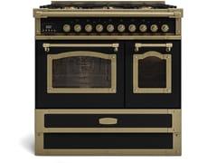 Cucina a libera installazione in acciaioRESTART ELG090_G2 - OFFICINE GULLO