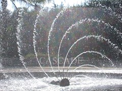 Ugello speciale per fontaneELIOS - CASCADE