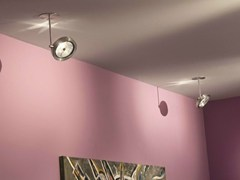 Faretto alogeno orientabile a soffitto ELIPSE - BEL-LIGHTING