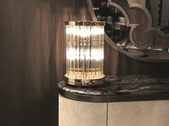 Lampada da tavolo in cristallo ELISABETH | Lampada da tavolo - Loveluxe - Royal