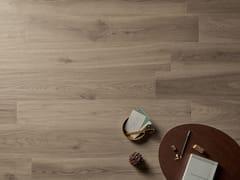 Pavimento/rivestimento in gres porcellanato effetto legnoELISIR ROYAL FUMÈ - CERAMICHE MARCA CORONA