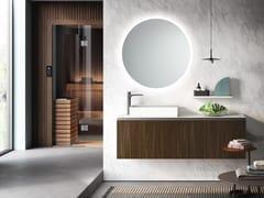 Mobile lavabo sospeso con cassettiELITE 06 - GRUPPO GEROMIN