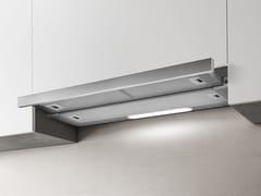 Cappa in acciaio inox ad incasso con illuminazione integrataELITE 35 - ELICA