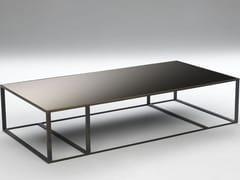 Tavolino basso rettangolare ELLE | Tavolino rettangolare - Elle