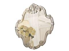 Specchio in legno con cornice da pareteEMOZIONI | SPO200 - MARTINI MOBILI