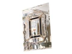 Specchio rettangolare in vetro da pareteEMOZIONI | SPO300 - MARTINI MOBILI