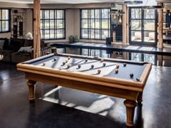 Tavolo da biliardo in legno masselloEMPEREUR VINTAGE - BILLARDS TOULET