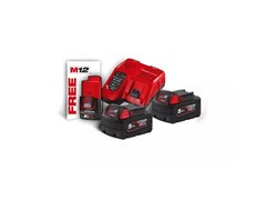 Accumulatore, batteria ENERGY PACK M18-NRG 502 - MILWAUKEE ELECTRIC TOOL CORPORATION