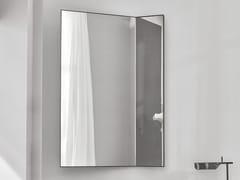 Ceramica Cielo, PAN Specchio da parete con contenitore
