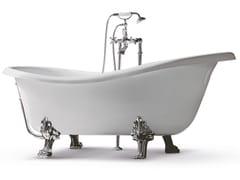 Vasca da bagno centro stanza ovale su piediEPOCA - GRUPPO TRE S
